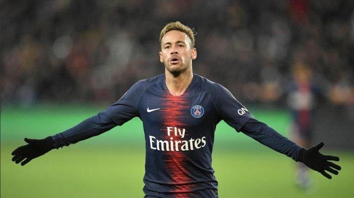 Hasil Liga Prancis, PSG vs Strasbourg, Neymar Cetak Gol Salto Menangkan PSG Menang, Skor Akhir 1-0