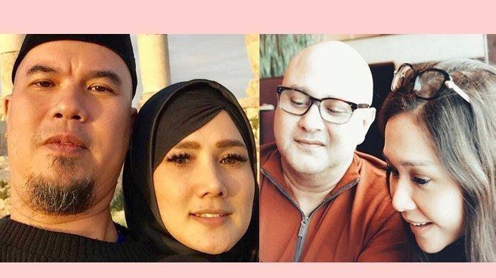 Ditanya Lagi Tentang Maia Estianty Hamil, Ahmad Dhani Sebut Mulan Jameela Hingga Elektabilitas Turun