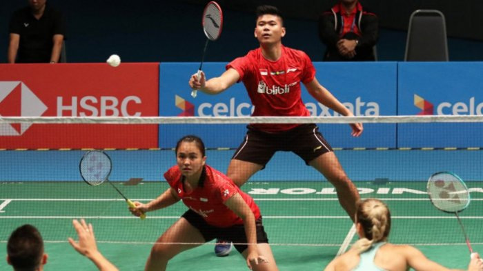 Jadwal Live Streaming RCTI Final Bulutangkis Perorangan SEA Games 2019, Praveen/Melati vs Malaysia