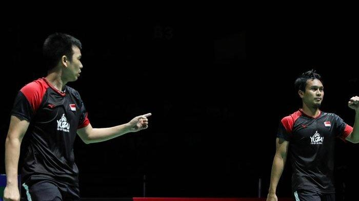 SEKARANG! Link Live Streaming YouTube BWF Final Hong Kong Open 2019 Ahsan/Hendra Main Live UseeTV