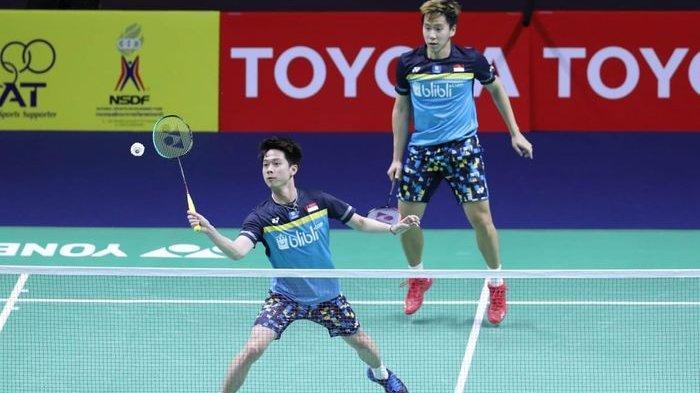 Jadwal Siaran Langsung TVRI Piala Thomas 2021 Hari Ini, Indonesia vs Malaysia di Perempaatfinal