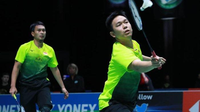 Jadwal 16 Besar Thailand Open 2021 Live TVRI Kamis (21/1), Pramudya/Yeremia vs Ahsan/Hendra