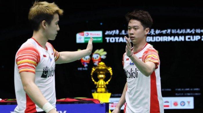 Hasil Drawing Badminton Piala Sudirman 2021 Didapat Hari Ini, Tonton Lewat Live Streaming di Sini