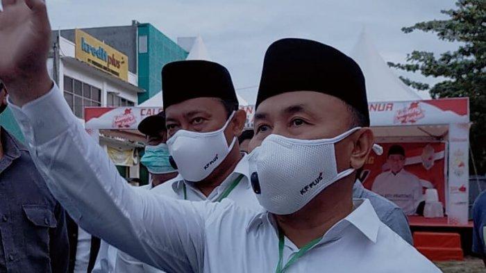 Pilkada Kalteng 2020, Besok, Pasangan Sugianto Sabran- H Edy Pratowo Dilantik di Istana Jakarta