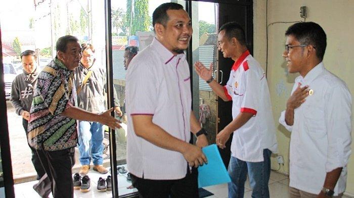 Peluang Hanya 20 Persen, Aditya-Irwansyah Tetap Optimis Didukung Partai Gerindra Banjarbaru
