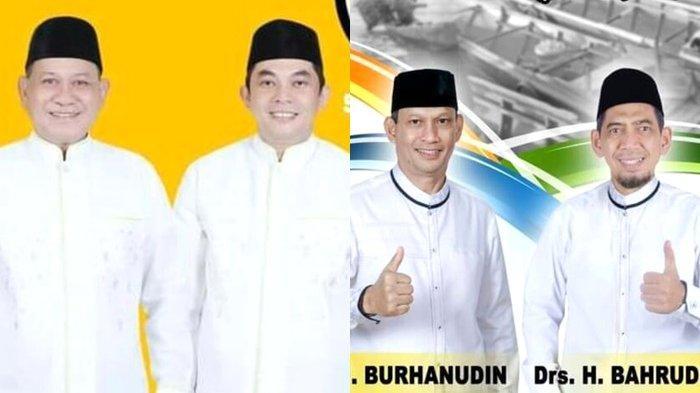 Tunggu Hasil Pilkada Kotabaru, Tim Pemenangan SJA-ARUL dan 2BHD Sepakat Jaga Kondusifitas Kotabaru