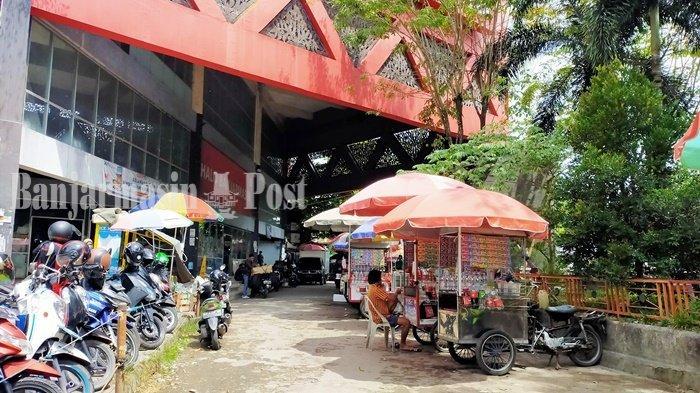 Pedagang di Pasar Antasari Banjarmasin Ini Meringis, Penghasilan Semakin Merosot