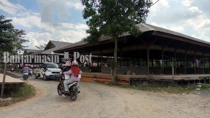 YTh Dinas Kebersihan atau Dinas Terkait di Bataola, Tolong Sediakan TPS di Pasar Handil Bakti