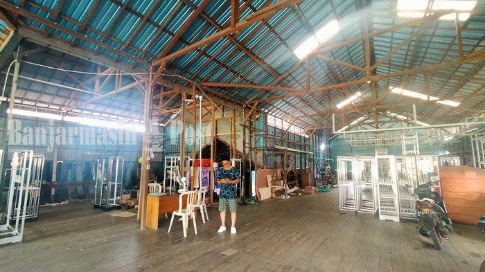 Kerajinan Mebel Alumunium di Kabupaten HSU Tembus Luar Provinsi