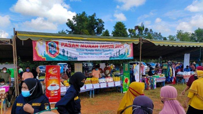 Setelah Batuampar, Diskopdag Tanahlaut Bakal Gelar Pasar Murah di Lokasi Manunggal