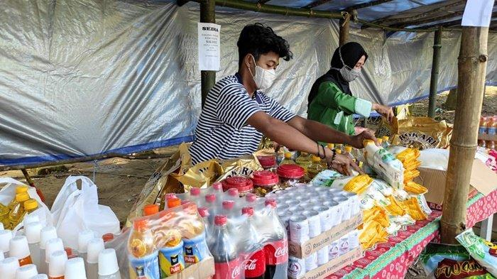 Libatkan Perumda Jaya Persada Tabalong dan Pokdarwis, Pasar Murah Digelar di Bebebrapa Titik