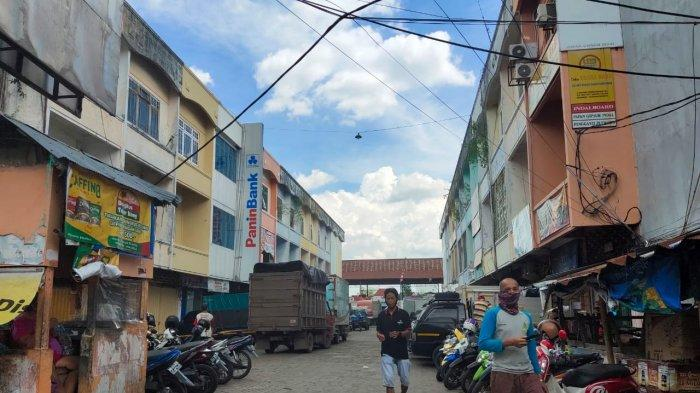 Pemko Banjarmasin Segera Ambil Alih Pengelolaan Pasar Sudi Rapi