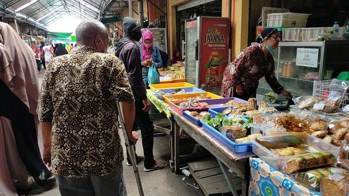 Pasar Pakan Umar Hasyim Samuda Kotim Kalteng, Banyak Pedagang Dadakan di Hari Kamis dan Minggu