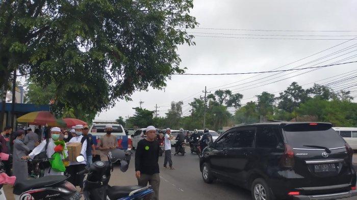 Api Diduga karena Arus Pendek, Begini Kronologis Kebakaran di Ponpes Al Falah Banjarbaru