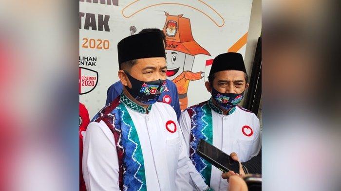 Gugatan AnandaMu Diregister MK RI,KPU Tunda Penetapan Ibnu Sina-Arifin Noor Sebagai Calon Terpilih