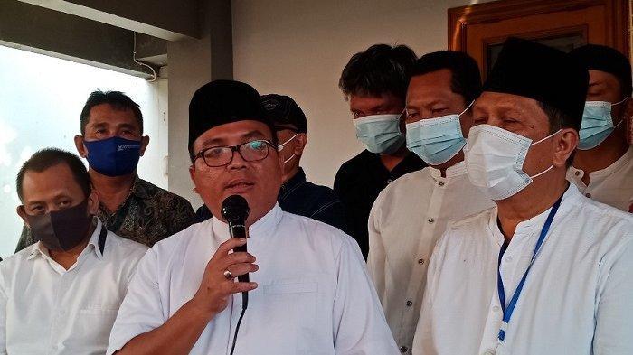 Paslon Pilgub Kalsel 2020, Denny Indrayana-Difriadi menyampaikan rencana Gugatan ke MK terkait hasil PSU Pilgub Kalsel 2020, Kamis (10/6/2021).