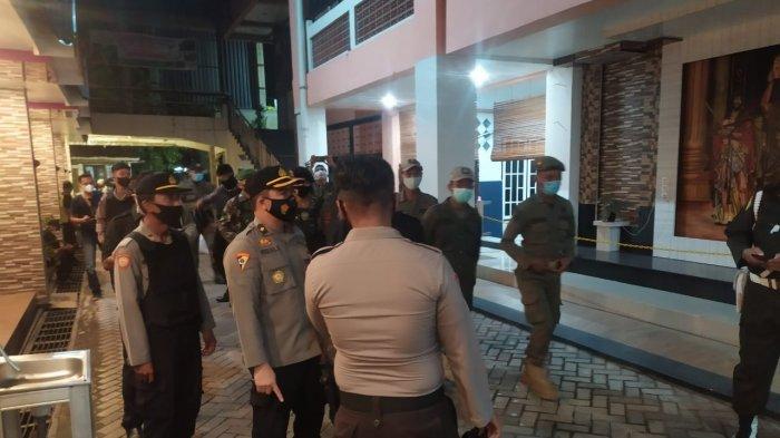 Berikan Rasa Aman dan Nyaman Beribadah, Pasukan Gabungan Sambangi Tiga Gereja di Banjarmasin