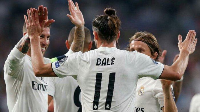 Hasil Akhir Real Madrid vs Valencia Liga Spanyol 2018, Skor 2-0, Serangan Balik Efektif Los Blancos