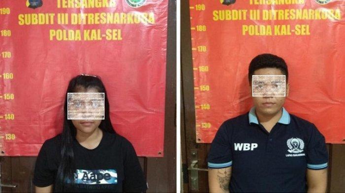 Setelah Istri Ditangkap, Suami pun Dijemput di Lapas, Polisi Temukan 18 Paket Sabu