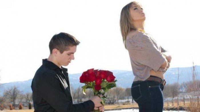VALENTINE DAY - Bagi yang Mencintai, Kepentingan Kekasihnya Selalu Nomor Satu, Benar Tidak?