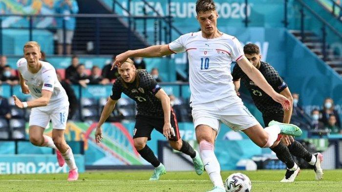 Tendangan Jarak Jauh Patrik Schick Jadi Gol Terbaik EURO 2021, Kalahkan Cristiano Ronaldo
