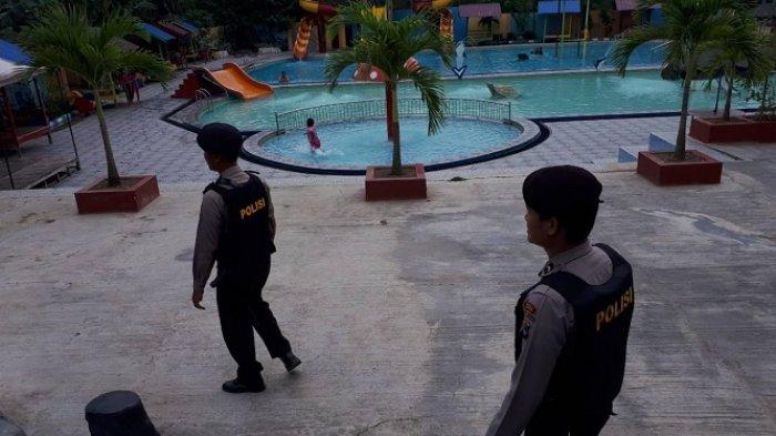 Tim Patroli Polres Balangan Sasar Lokasi Ini Untuk Pastikan Keamanan