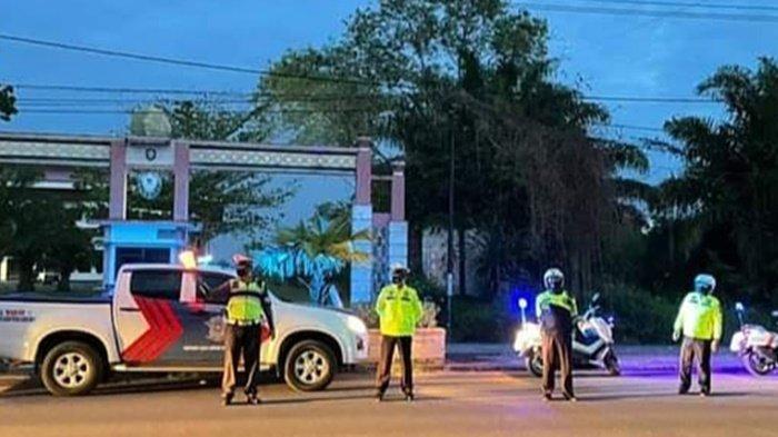 Penggunaan Knalpot Brong Masih Marak di Sampit Kalteng, Polisi Gencarkan Patroli Subuh