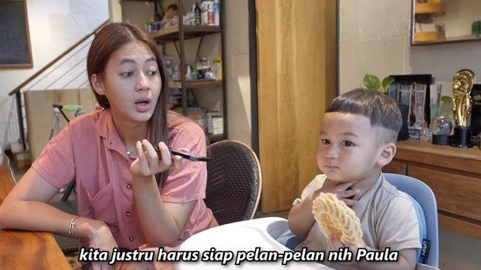 Tangis Kiano Anak Baim Wong Imbas Perlakuan Syahnaz, Wajah Putra Paula Sampai Begini