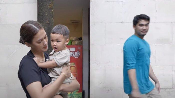 Aksi Kiano Anak Baim Wong Memantik Kepanikan Paula Verhoeven : Main Apaan sih Nail?