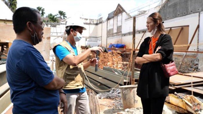 Rumah Baru Baim Wong Harus Dibongkar Lagi, Paula Ancam Tak Mau Tinggal Gegara Pondasi