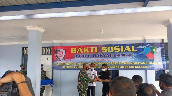 penyelesaian sertifikasi tanah aset milik TNI AU