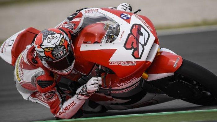 Link Live Streaming Kualifikasi MotoGP Malaysia 2018 Sirkuit Sepang Hari Ini, Dimas Ekky Main