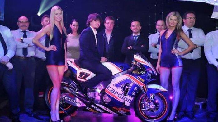 Modal Anak Orang Kaya, Karel Abraham Jadi Pebalap Tak Bertalenta, Kabur dari MotoGP karena Zarco