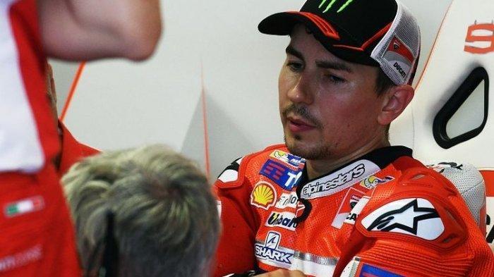 Jelang MotoGP Juli 2020, Jorge Lorenzo Bantah Kembali ke Ducati Musim Depan