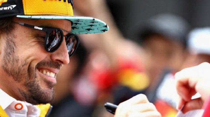 Fernando Alonso Sebut Pemenang di Formula 1 Mudah Diprediksi