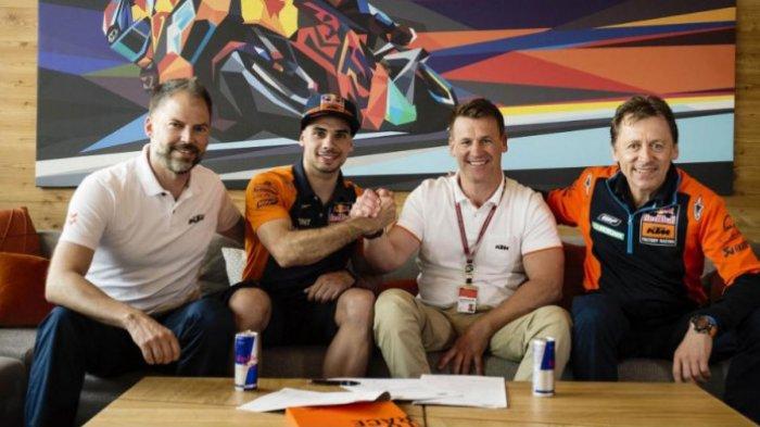 Miguel Oliveira Resmi Isi Posisi Pembalap Tech3 untuk MotoGP 2019