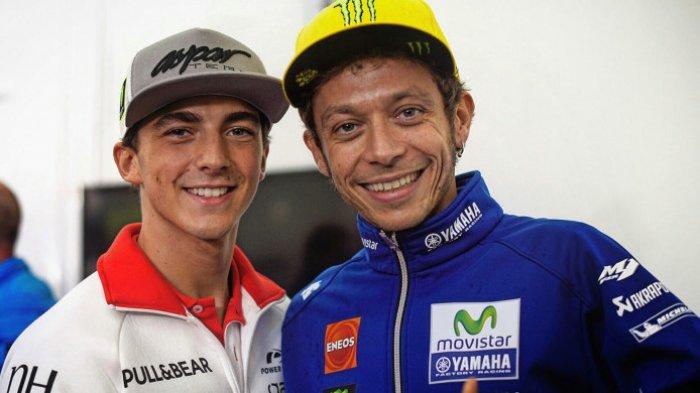 Profil Francesco Bagnaia Murid Valentino Rossi yang