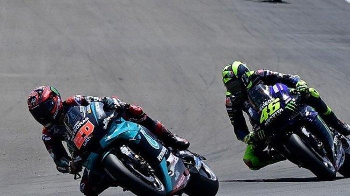 Klasemen MotoGP 2020 Setelah Seri 4, MotoGP Austria 2020 : Quartararo Dipepet Dovizioso, Rossi?