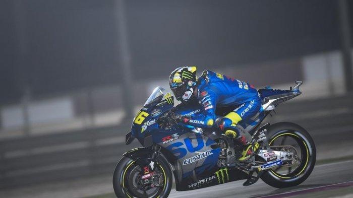 MotoGP Doha 2021 Live Trans7, Joan Mir Ungkap Penyebab ...