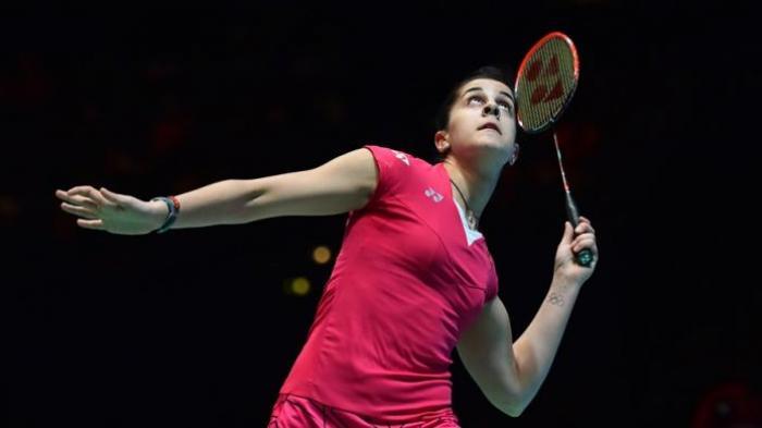 Link Nonton Live Streaming TVRI Final Badminton Swiss Open 2021 Hari Ini, Ada Carolina Marin