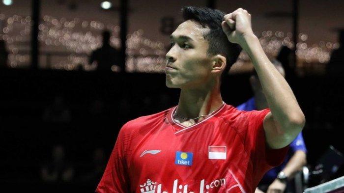 LINK TVRI! Live Streaming Badminton Olimpiade 2021 di TV Online Mulai Jam 07.00 WIB, Jonatan Main