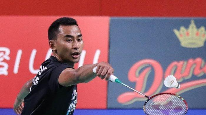 Hasil Denmark Open 2019 - Kali Pertama Tommy Pijakkan Kaki di Semifinal Sejak di Korea Open 2018