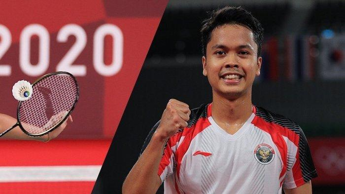 Sekarang! Link Streaming Badminton Olimpiade Live TVRI ...