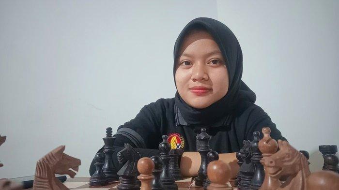 Berkat Dukungan Orangtua, Pecatur Banjarbaru Noor Jannah Berhasil Raih Banyak Prestasi