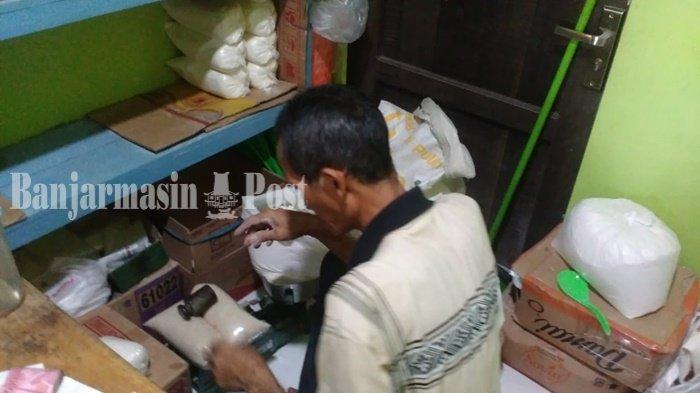 Harga Gula Putih Rp 18 Ribu Per Kilogram di Banjarmasin, Persedian Tinggal Dua Minggu