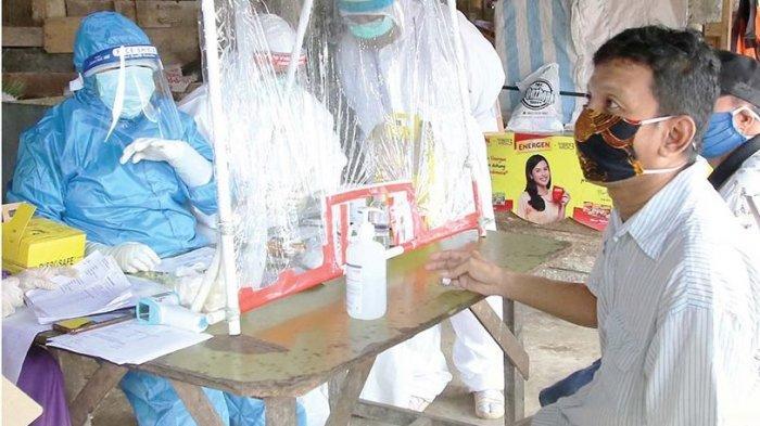 PSBB Banjar Dimulai Besok, PD Pasar Ancam Sanksi ini bagi Pedagang yang Melanggar Jadwal