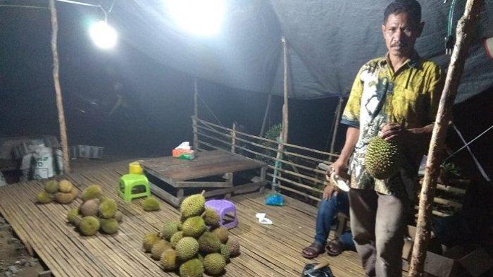 Produksi Buah Menurun, PKL Musiman di Sungai Ulin Mulai Berkurang, Lahan Jadi Kandala