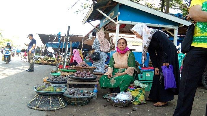 Pasar-pasar Kecil Supaya di sekitar Jembatan Irigasi Kawasan Sungai Paring Ditata