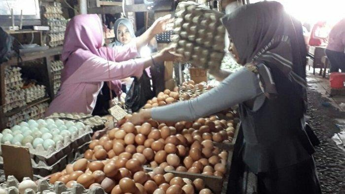 Jelang Akhir Tahun, Daging Ayam Potong dan Telur Ayam Ras Alami Kenaikan Harga