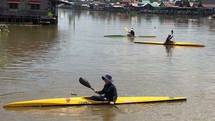 Tiga Atlet Dayung Kalsel Masuk Pelatnas untuk Ikut SEA Games Vietnam